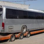Перевозка автобуса