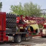 транспортировка сельхозоборудования